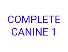 complete-canine